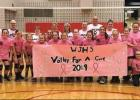 Volley for a Cure raises $2,000 for Cancer Gas Cards